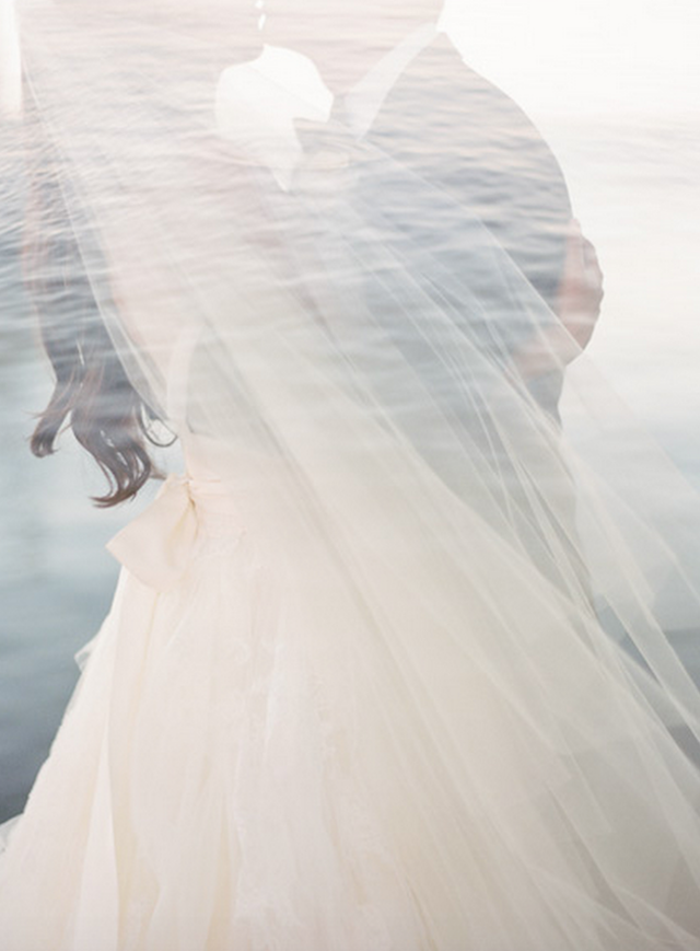 double exposiiton : photos de mariage créatives