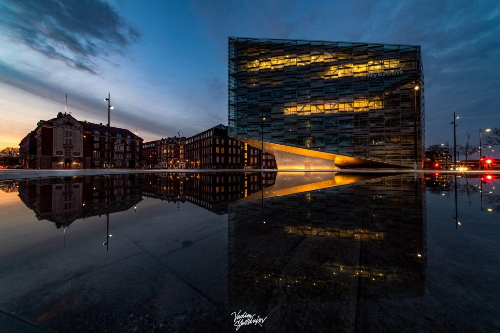 Irix 11mm en photographie d'architecture