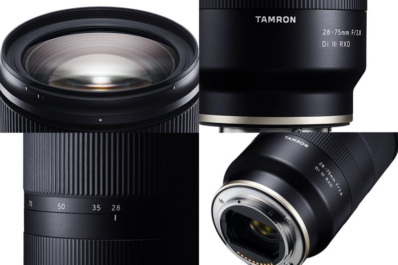 Tamron 28-75mm f/2.8 Sony E
