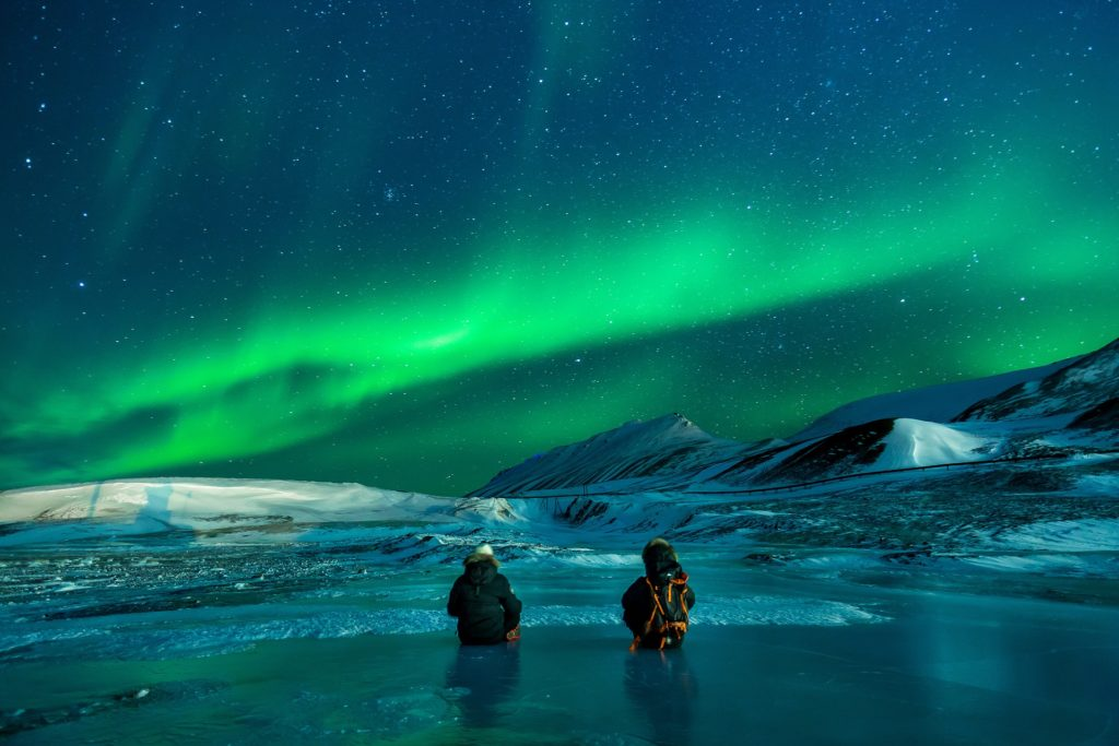 Lugares para fotografiar: Fairbanks, Alaska