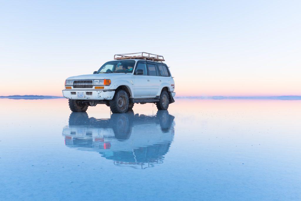 Lugares para fotografiar: Salar de Uyuni