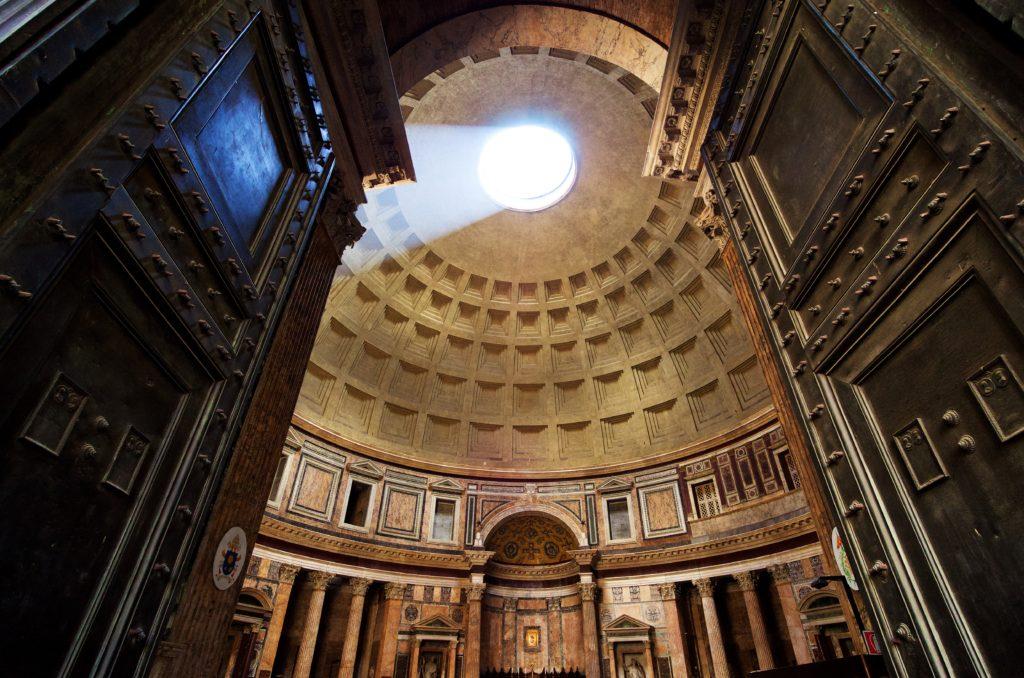 Lugares para fotografiar: Panteón de Agripa
