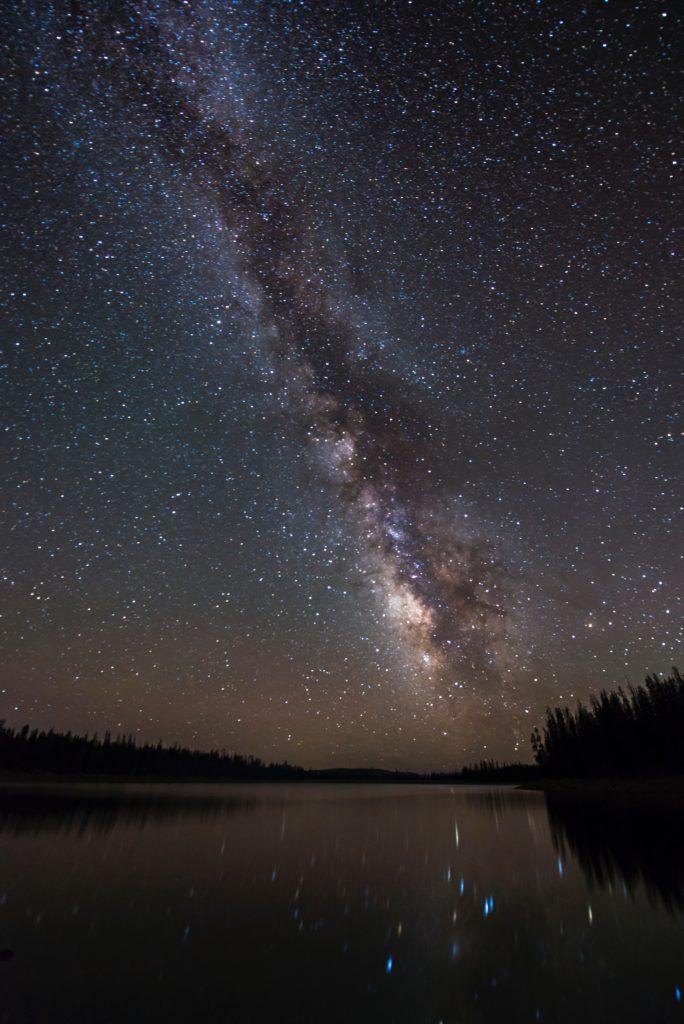 Para astrofotografía es básico usar el enfoque manual