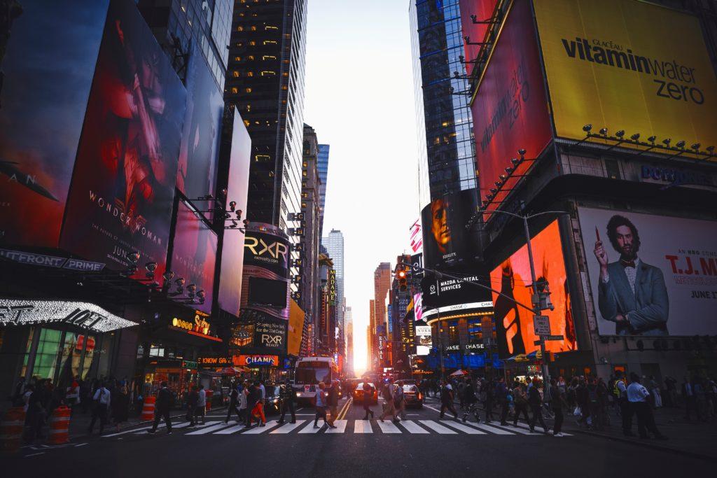 Nueva York. Estados Unidos.