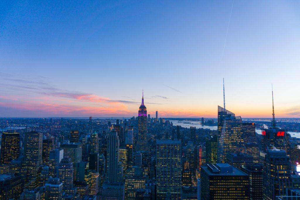 Lugares para fotografiar: Nueva York. Estados Unidos.