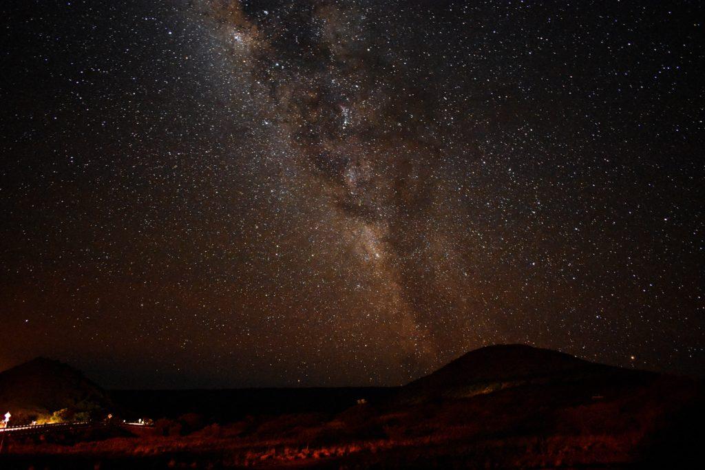 Lugares para fotografiar: Manua Kea. Hawai