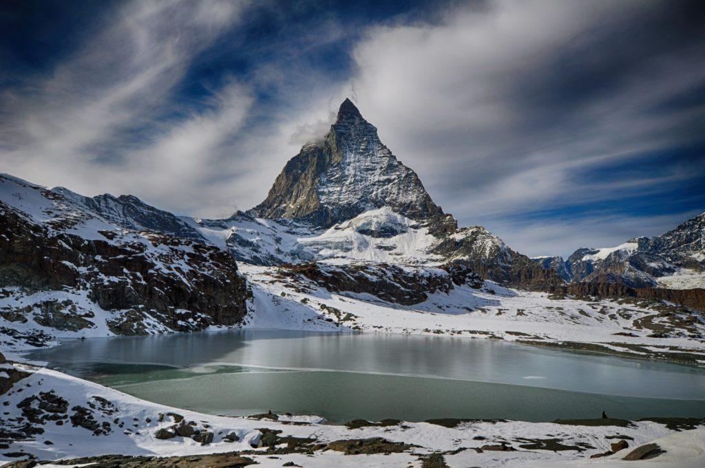 Los Alpes, Suiza