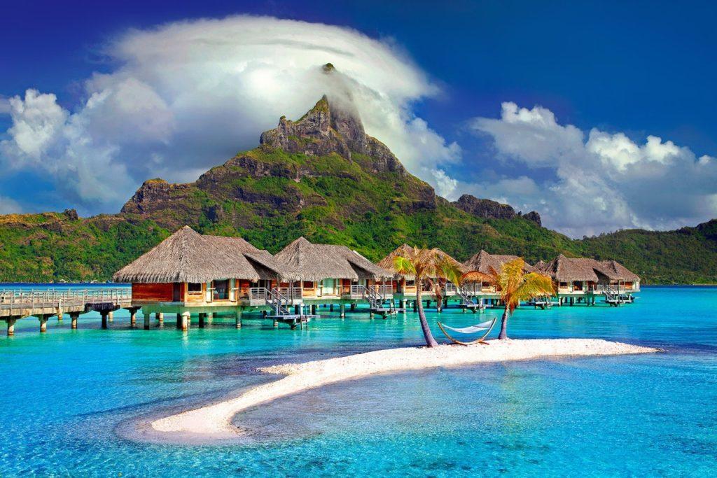 Lugares para fotografiar: Bora Bora