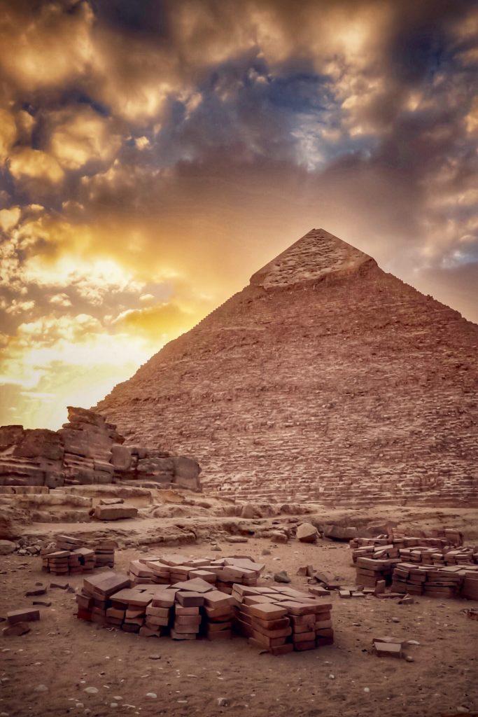 Lugares para fotografiar: Pirámides de Guiza
