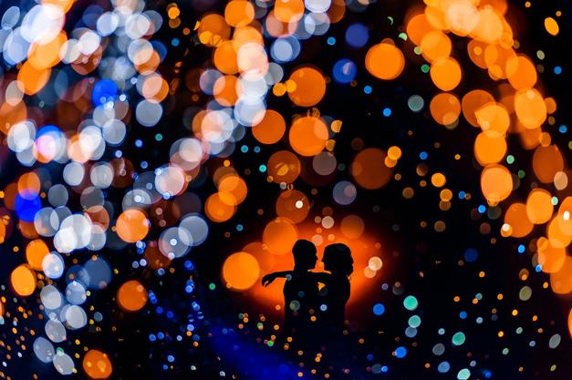 Imágenes sorprendentes realizadas con modificadores de luz