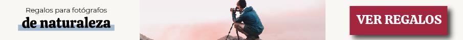 Regalos para fotógrafo de naturaleza