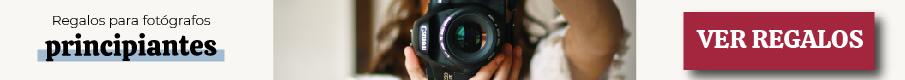 Regalos para fotógrafos según su modalidad: principiantes