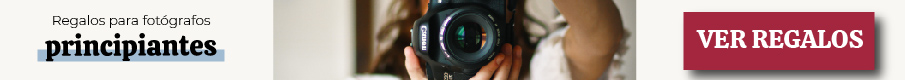 Regalos para fotógrafos principiantes