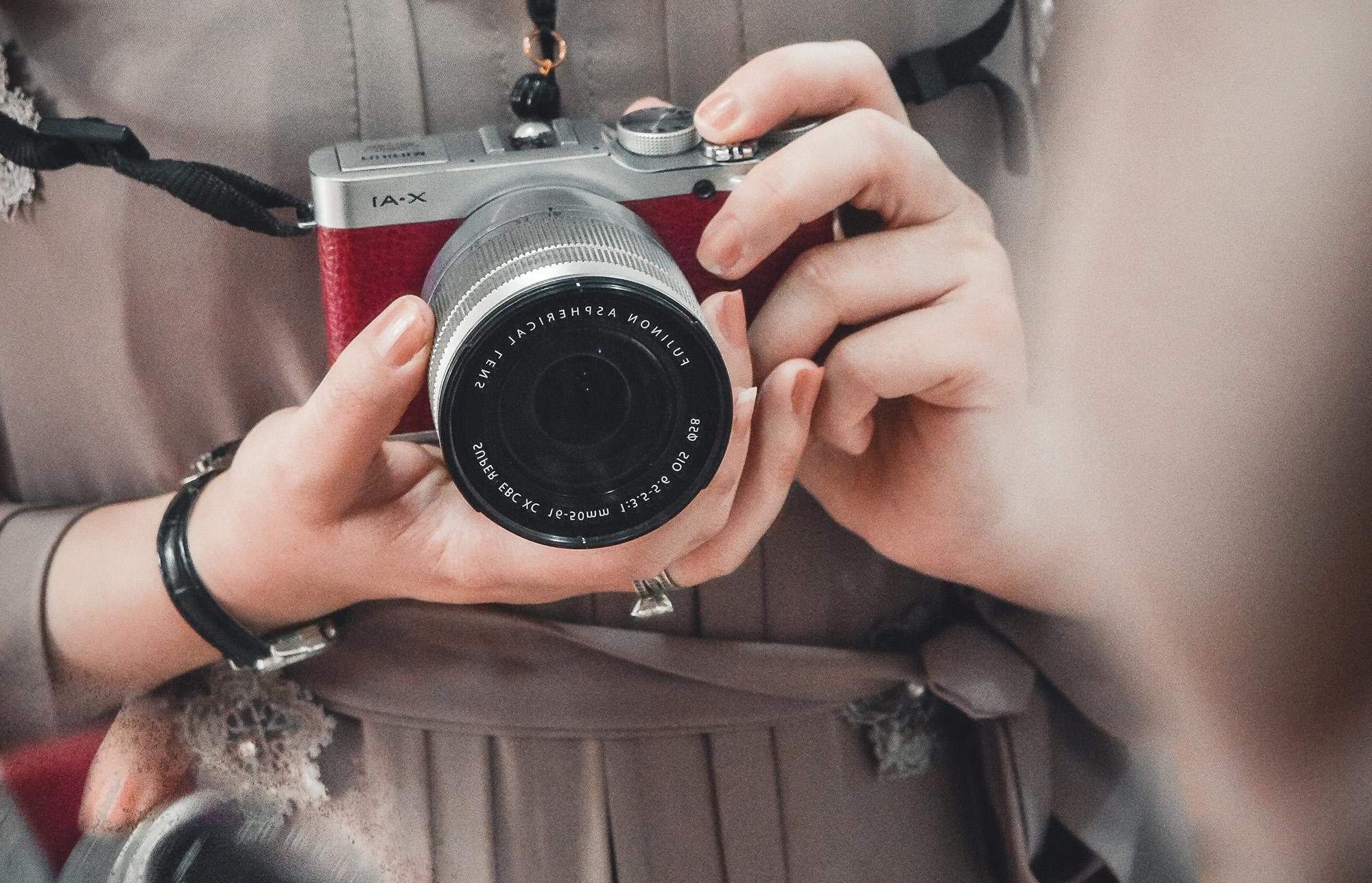 Cadeaux pour le photographe Fujifilm