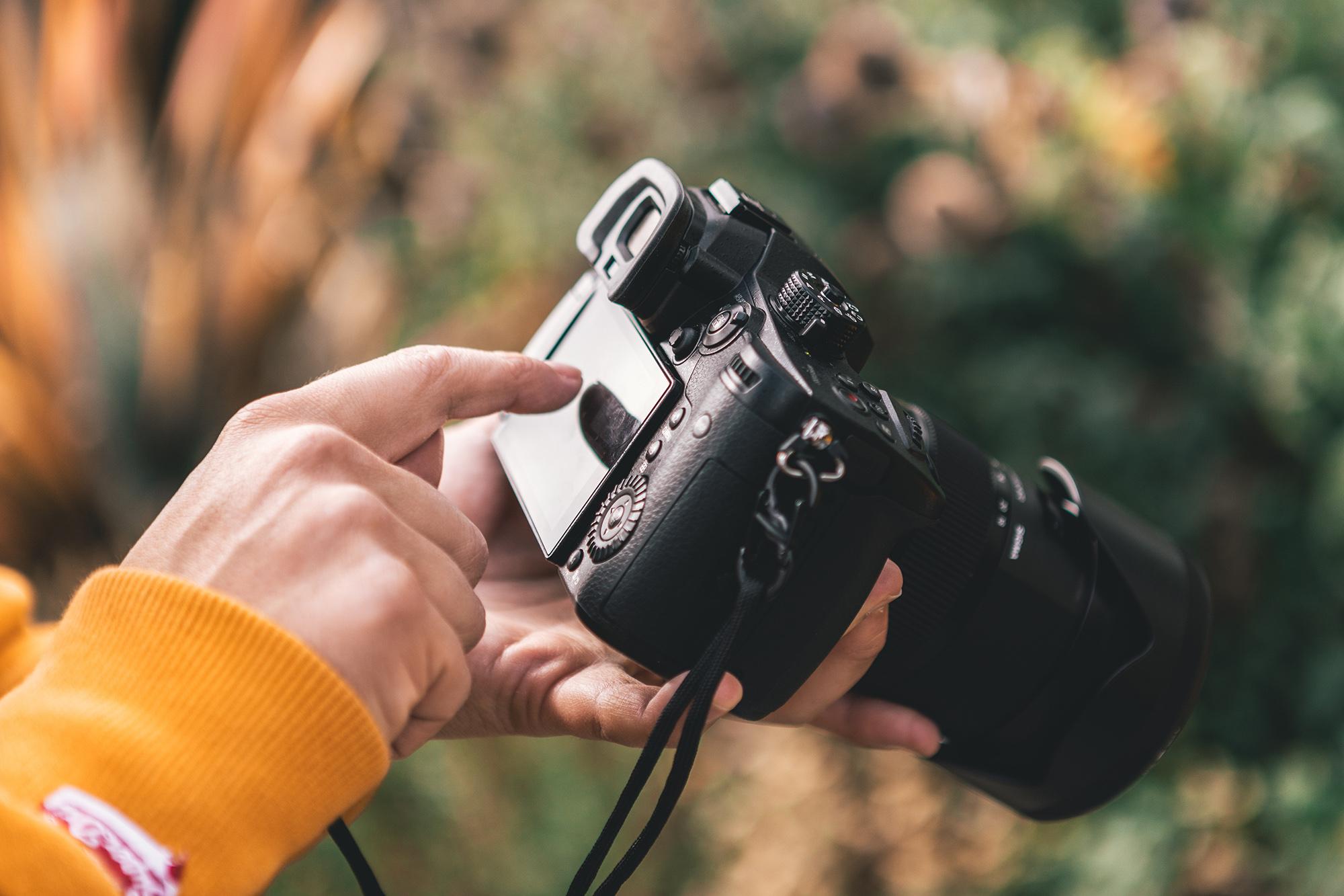 regalos para fotógrafo Panasonic