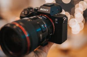 25 Regalos para fotógrafos Sony