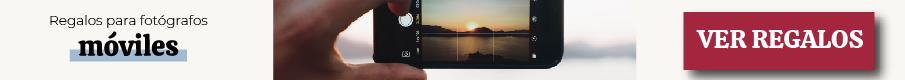 Accesorios para un fotógrafo móvil