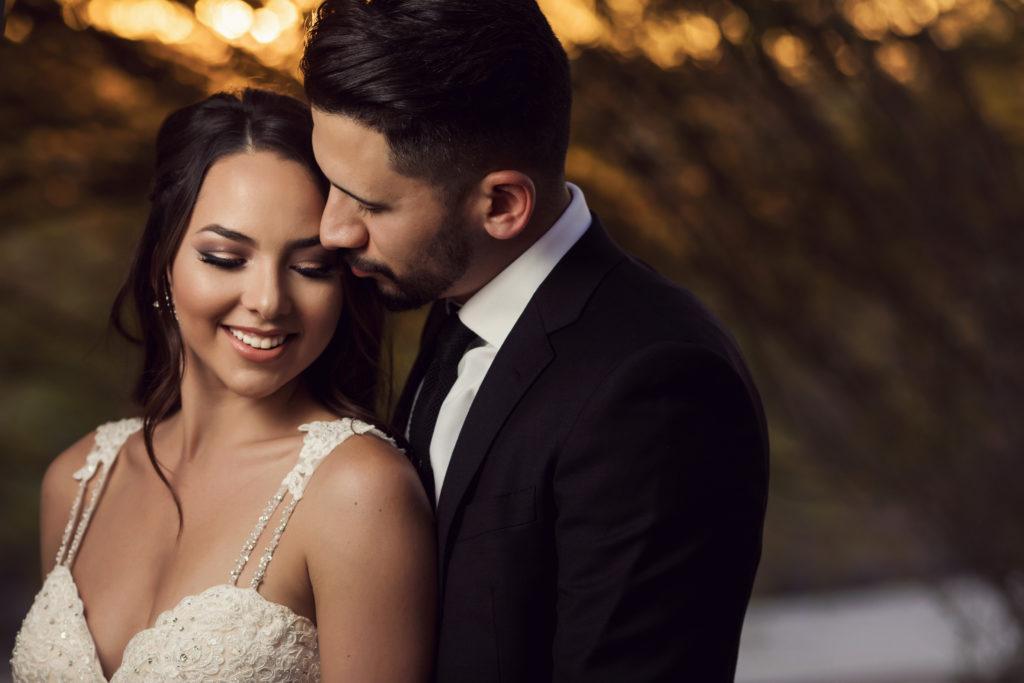 Photos de mariage avec MagMod MagBox
