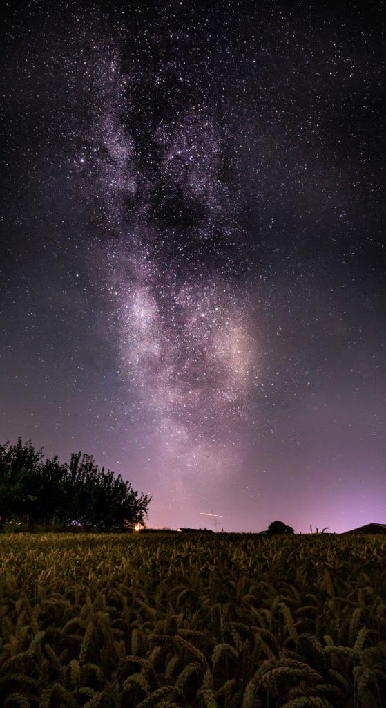 Cómo enfocar en fotografía nocturna