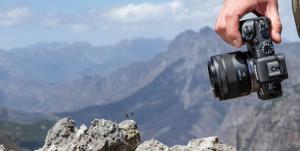 Canon EOS RP: Una mirrorless a un precio mucho más accesible