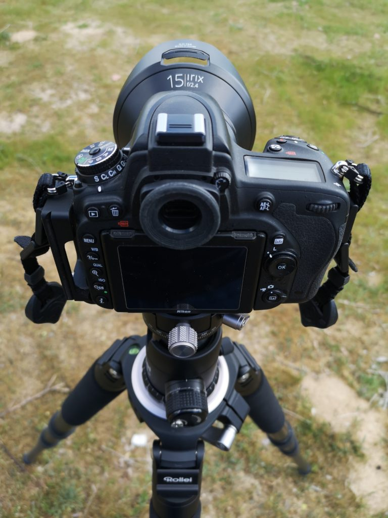 photographier des cascades
