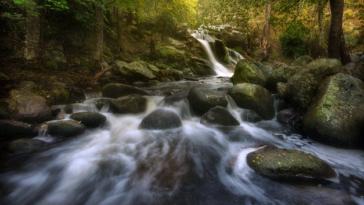 Cómo fotografiar cascadas impactantes