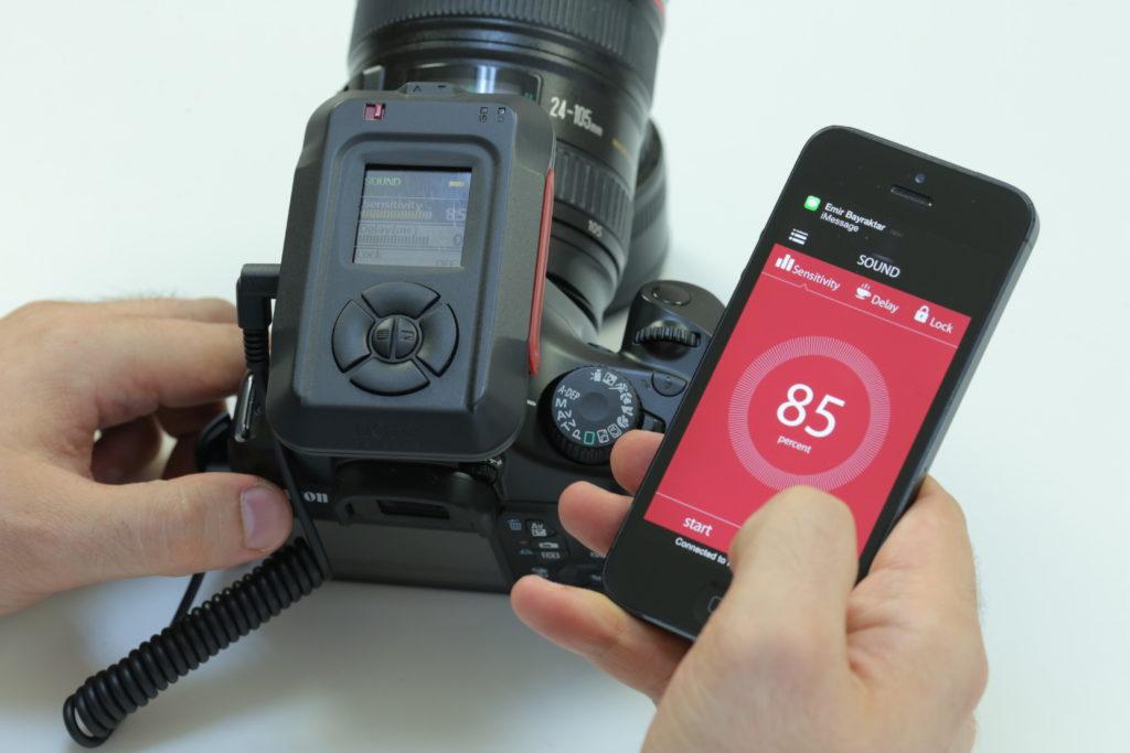 La photographie à grande vitesse avec un flash