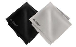 DryFiber: El mejor paño de microfibra para limpiar objetivos fotográficos