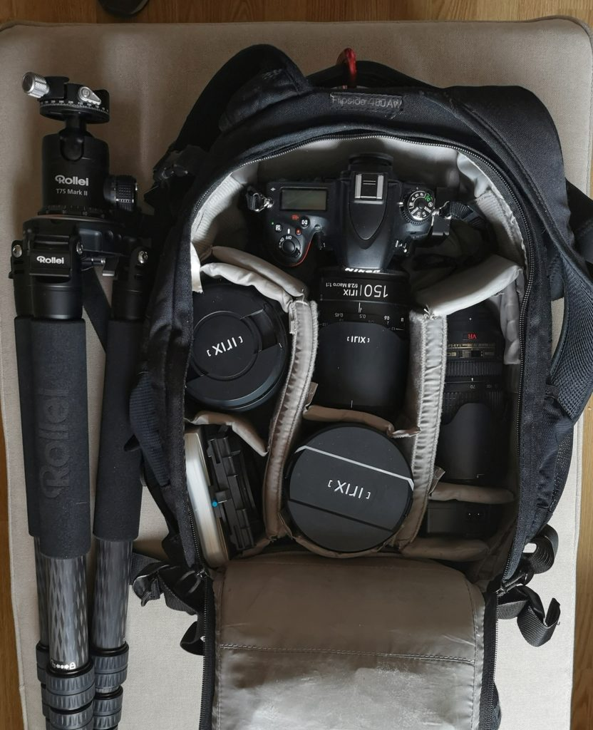 qué necesitas en un viaje fotográfico organizado