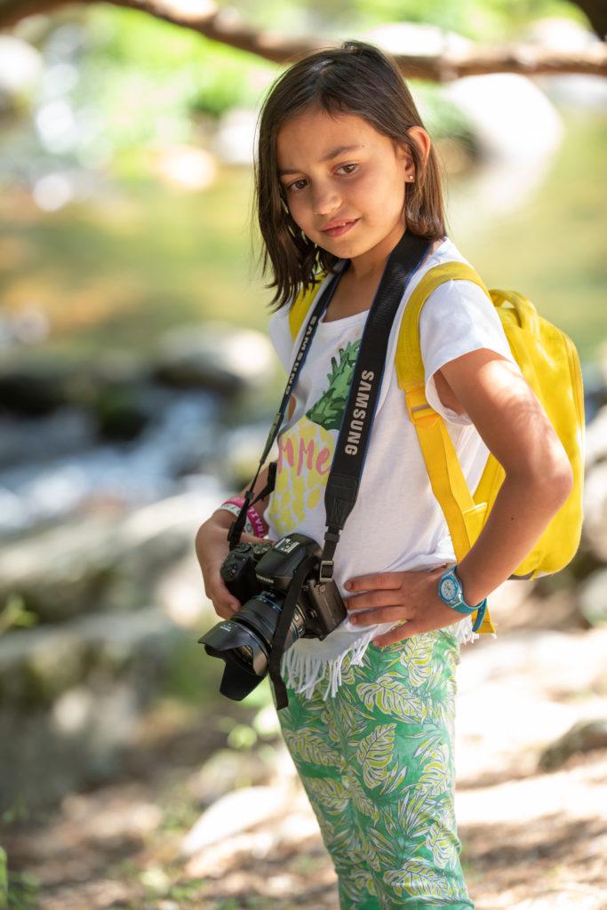 Portraits avec l'Irix 150 mm