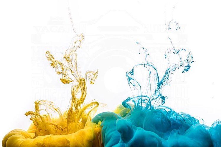 Comment réussir des photos de fumigènes de couleur