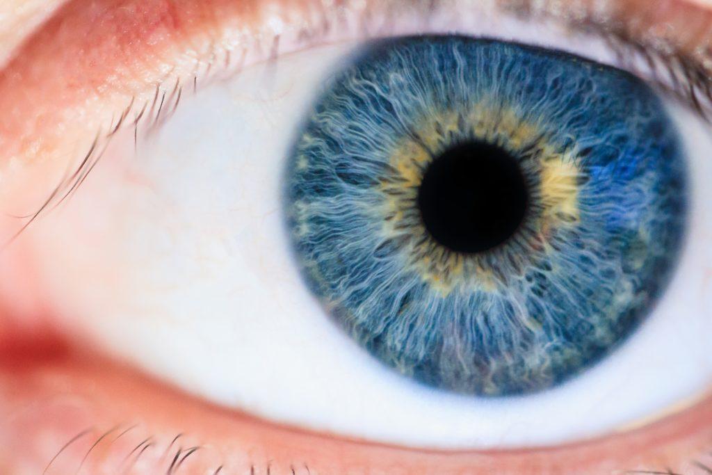 Detalles de ojos