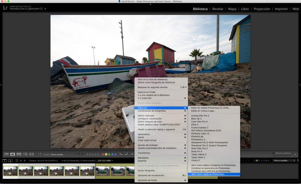 Comment faire le focus stacking sur Lightroom ?