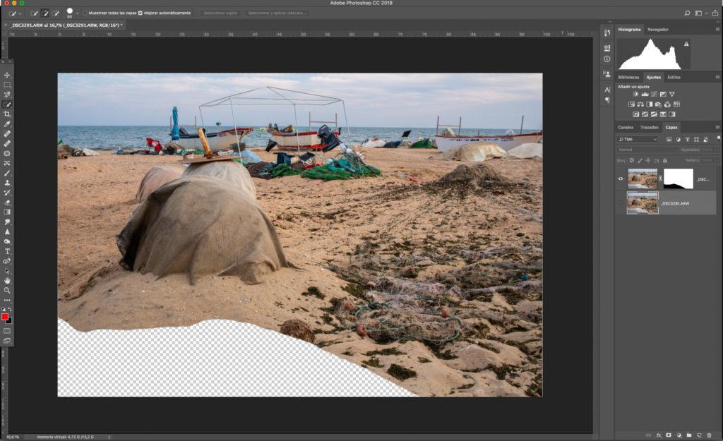 Des paysages plus nets avec Photoshop