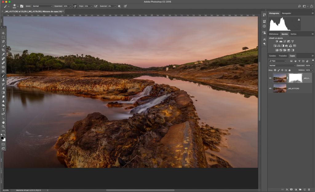 Le focus stacking pour la photographie de paysage
