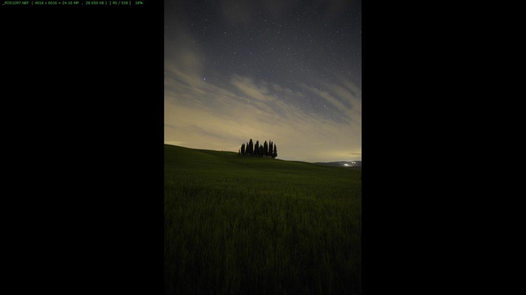 filtre Irix Edge anti-pollution lumineuse