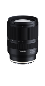 Tamron 17-28mm f/2.8 Di III RXD: Zoom compacto para Sony E