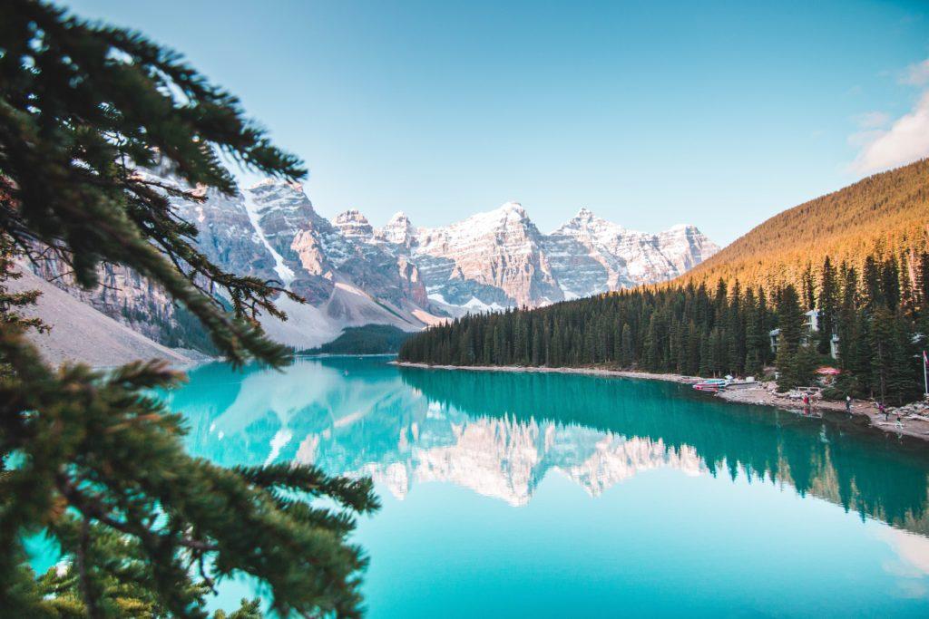 Des photos de paysages nettes avec le focus stacking