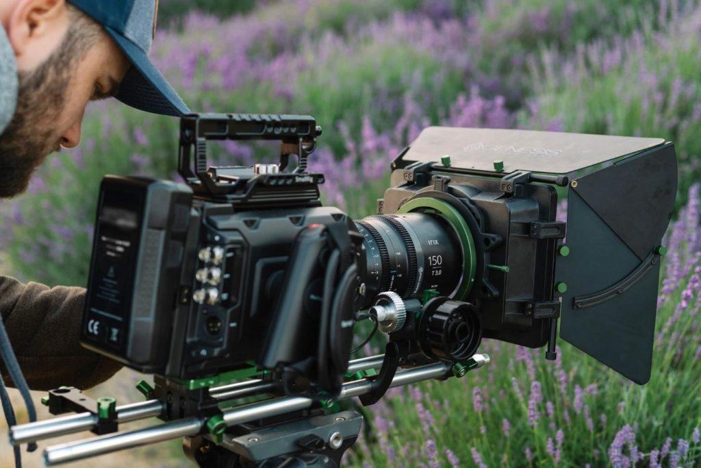 Exemple d'utilisation Irix Cine 150 mm T3.0