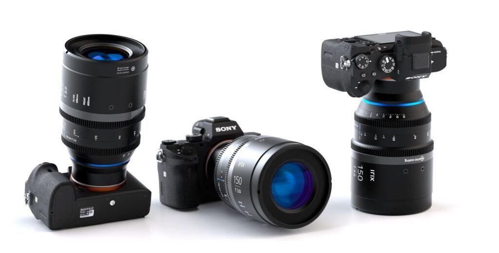 Irix Cine 150 mm T3.0 pour Canon EF, Sony E, MFT et PL