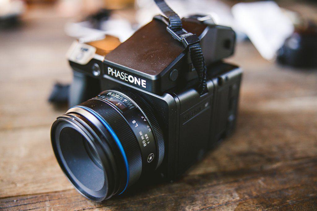 cámara y Kit MagBox