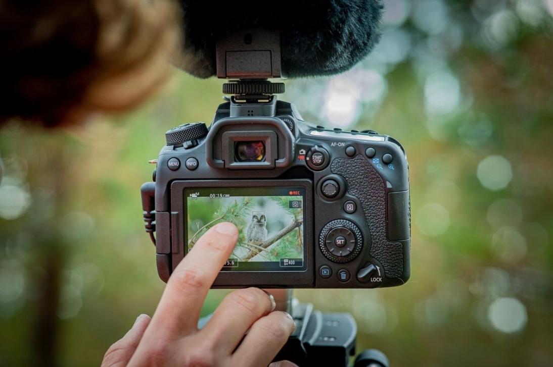 Filmer en 4K avec Canon EOS 90D