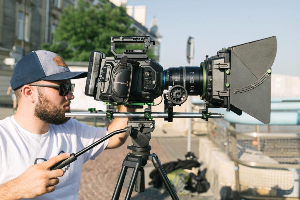 objectifs cinéma et photo : différences