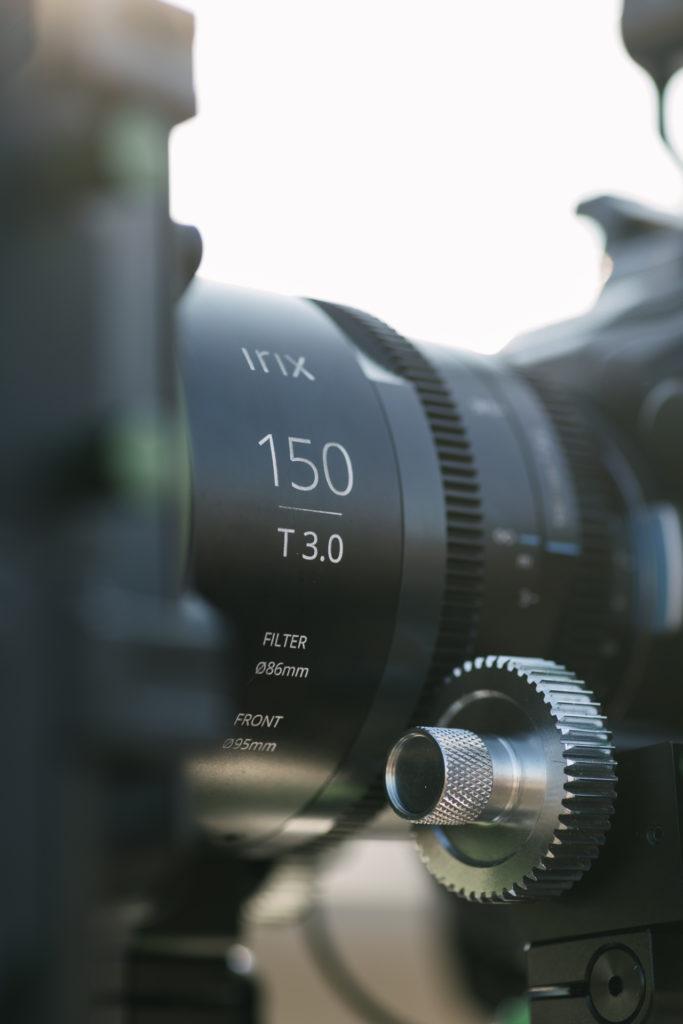 Curiosités des objectifs cinéma