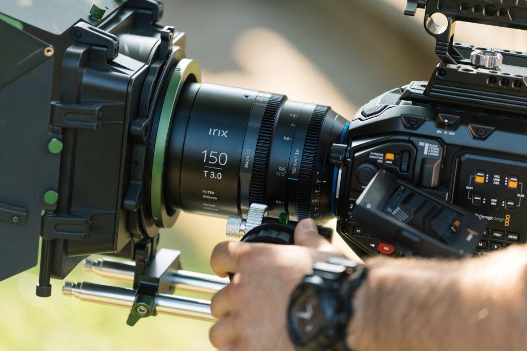 Objectifs cinéma et photo : qu'est-ce que c'est ?