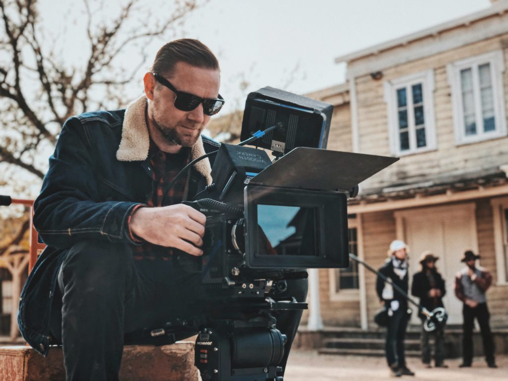 Les cinéastes et les objectifs cinéma et photo