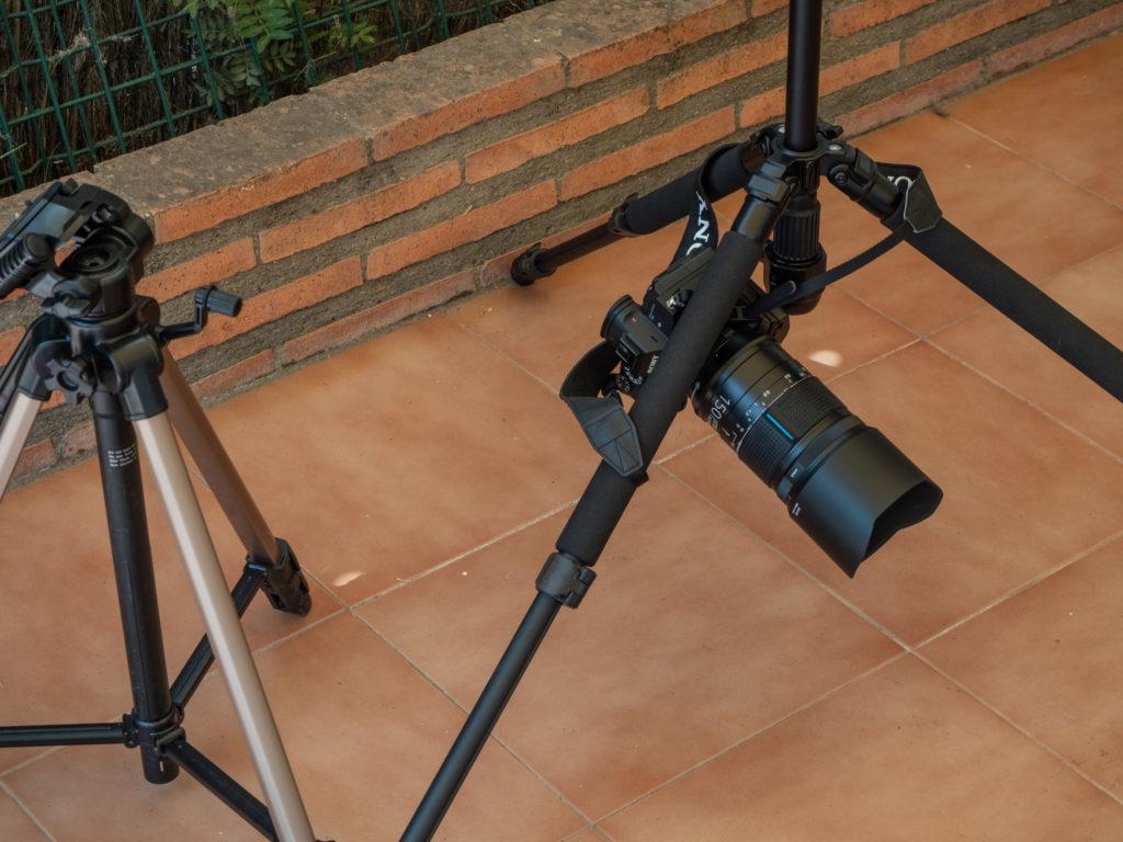 Gloxy GX-T6662A para fotografía macro