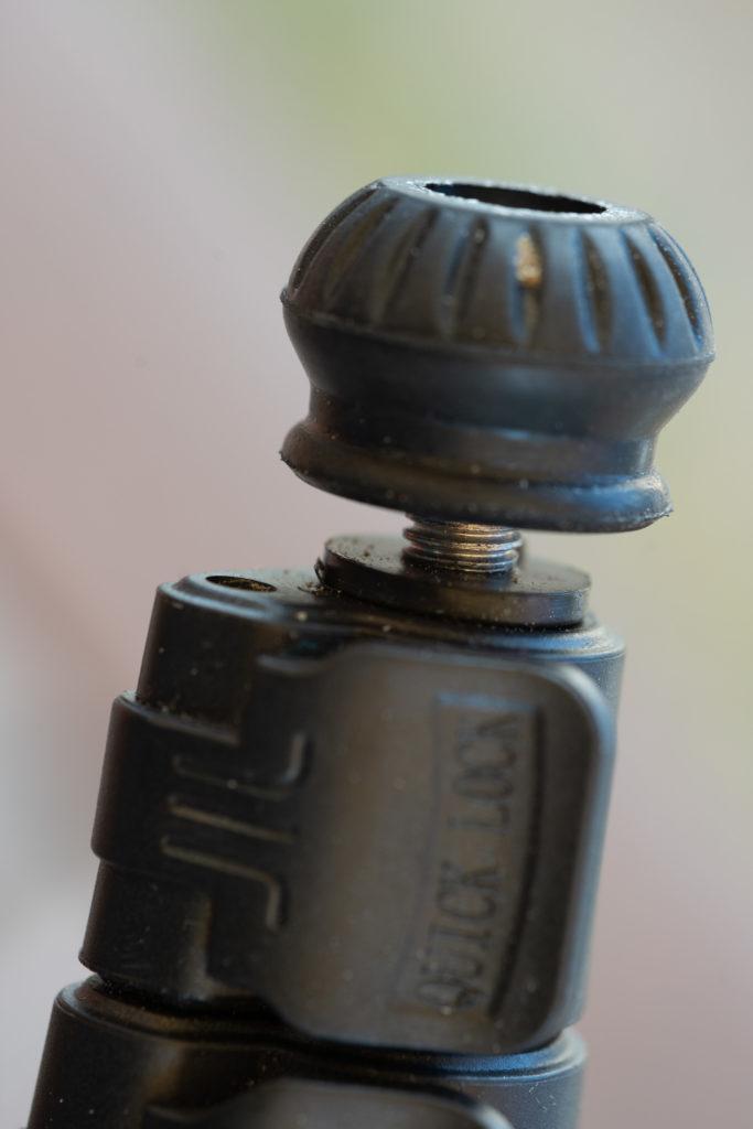 Gloxy GX-T6662A y sus puntas de goma