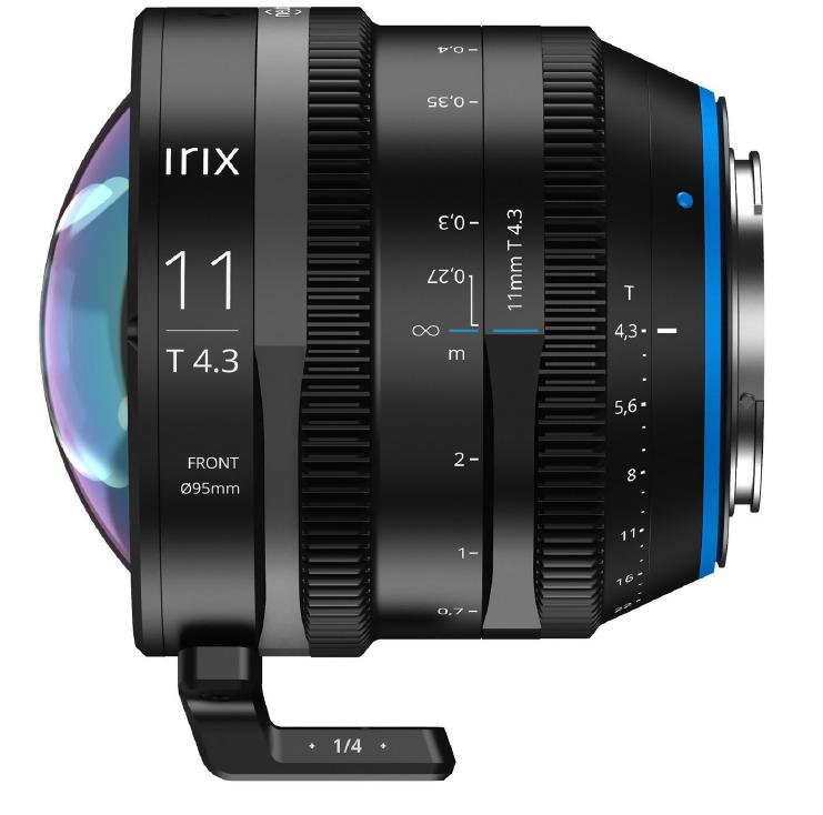 Nouvel objectif Irix Cine 11 mm T4.3 présenté à PhotoPlus Expo 2019