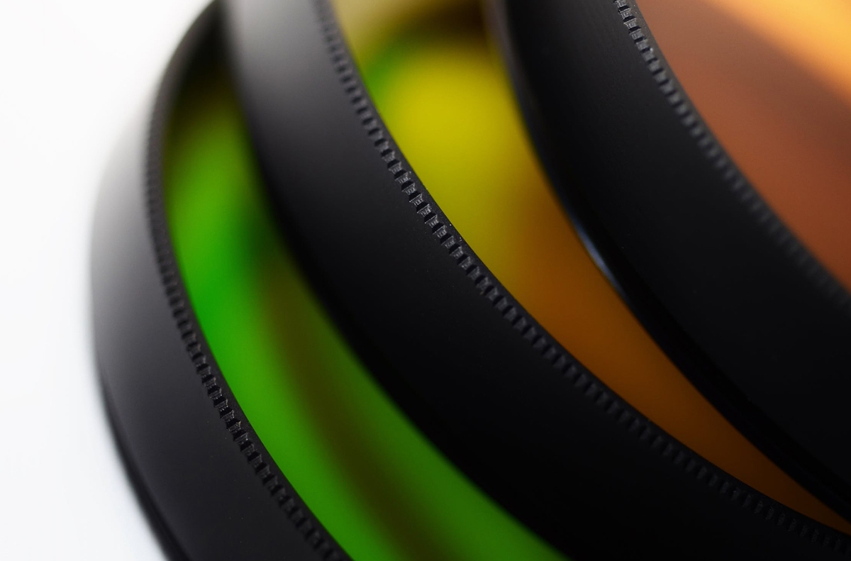 Los filtros son accesorios básicos para iniciarte en vídeo